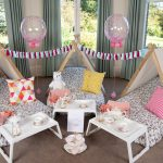 balloons for tepee parties