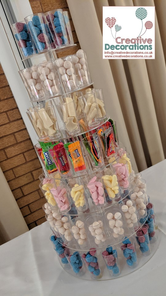 A Wedding Sweet Tower