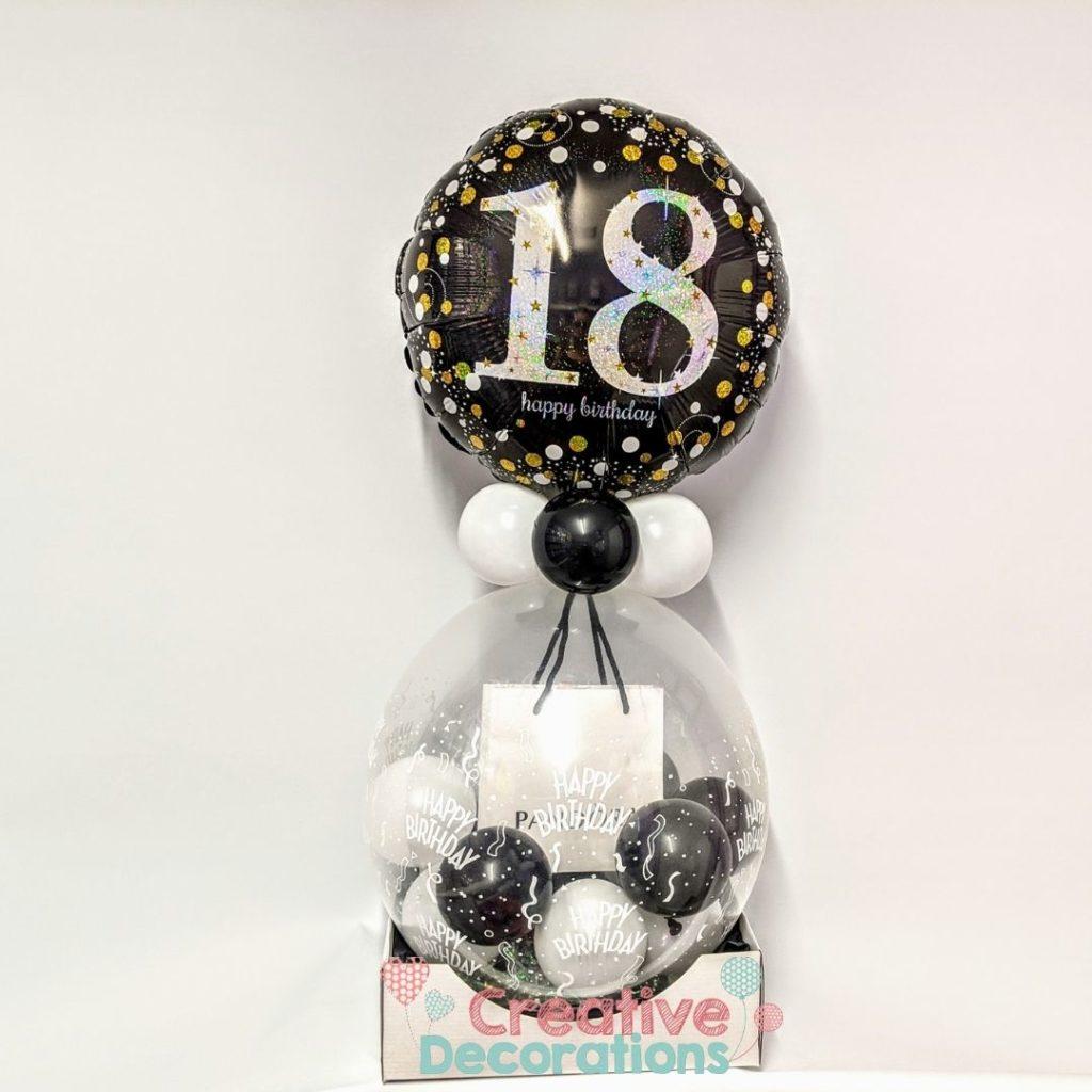 Jewelry gift balloon